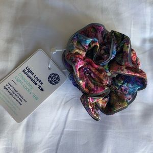 Lululemon Light Locks Scrunchie *Seawheeze Tie Dye